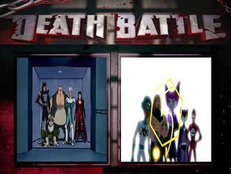 DEATH BATTLE Wishlist No.155