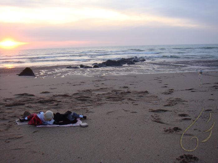 Le Jeu des Associations - Page 6 Sunset_on_the_beach_by_allisterinwonderland-d30yuto