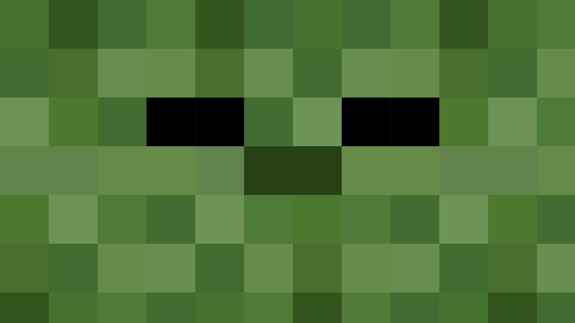 HD Minecraft Zombie Wallpaper by Karl