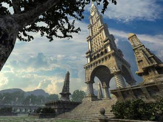 Tower by kryttre