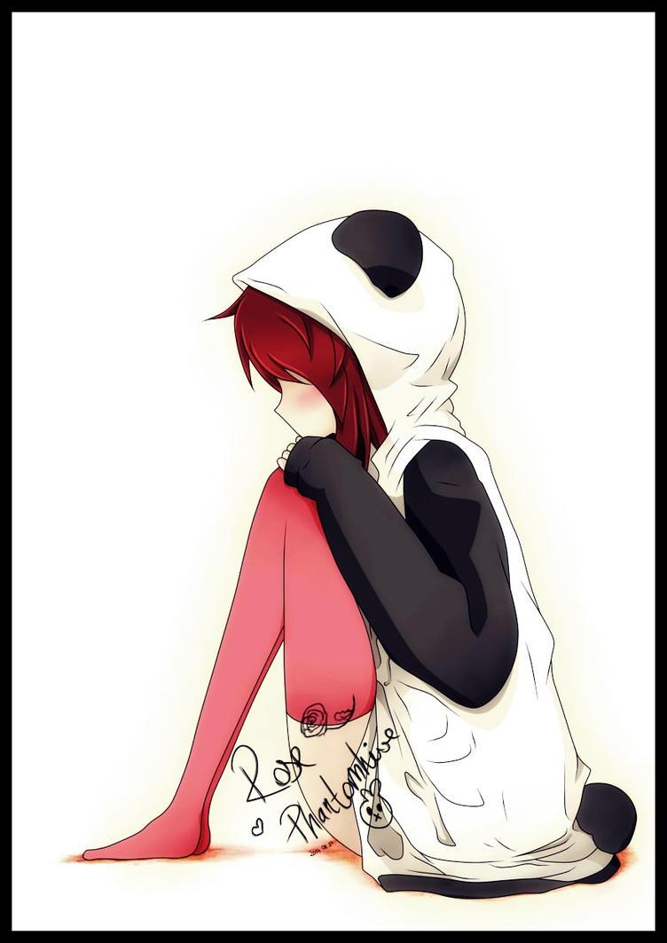 Panda Hero! by Usagi-Chii