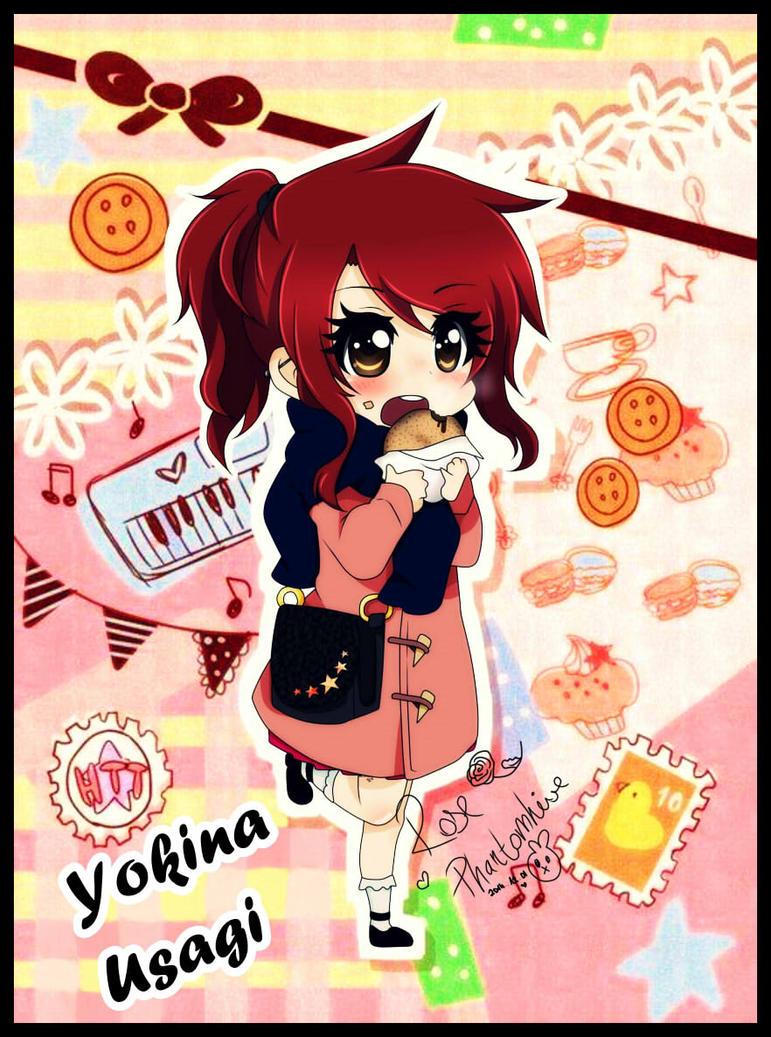 Yoki and the Winter!!!!! by Usagi-Chii