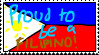 Proud to be Filipino Stamp by andryeb