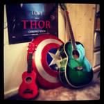 My Thor and Loki