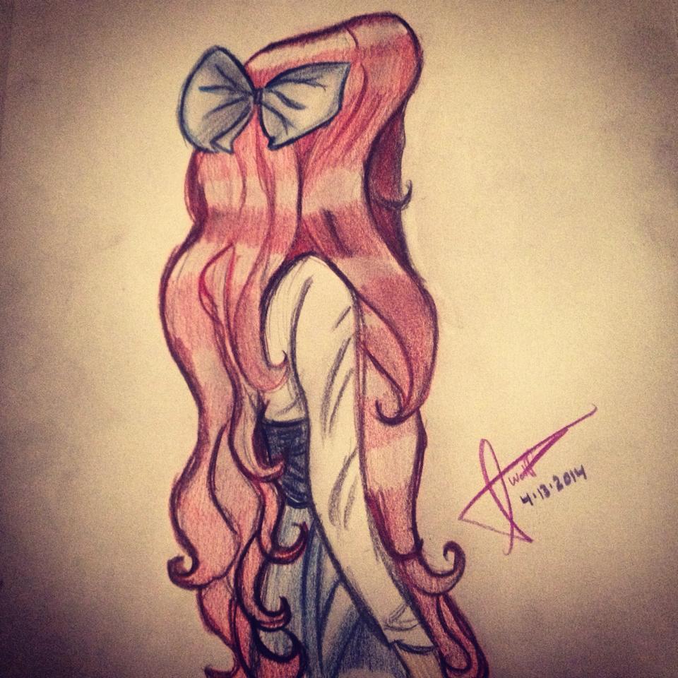 Ariel by AbbyCatWolff