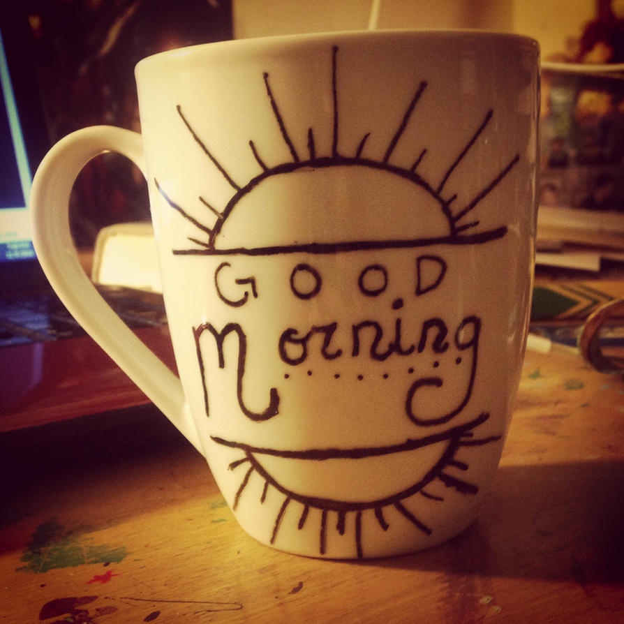 Good Morning by JediSkygirl