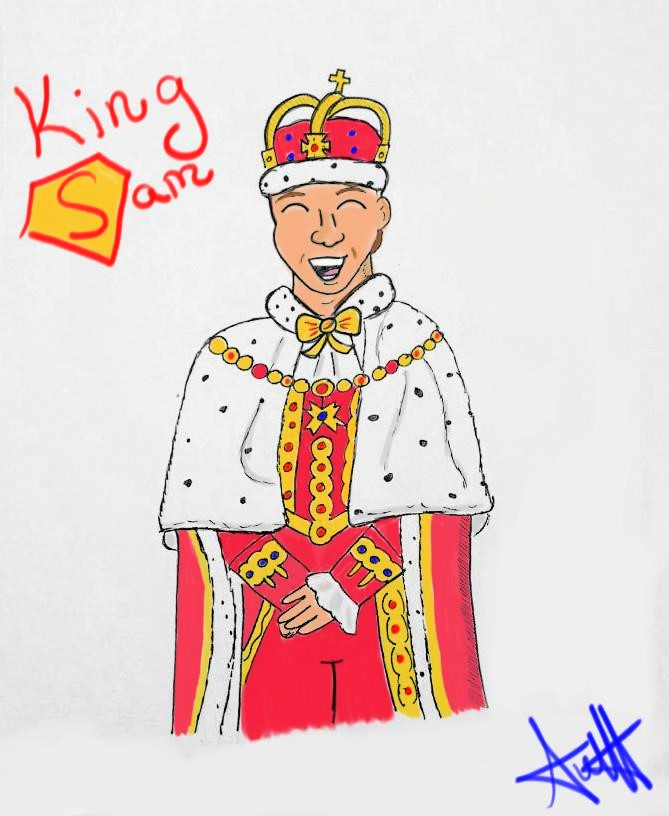 King Sam by AbbyCatWolff