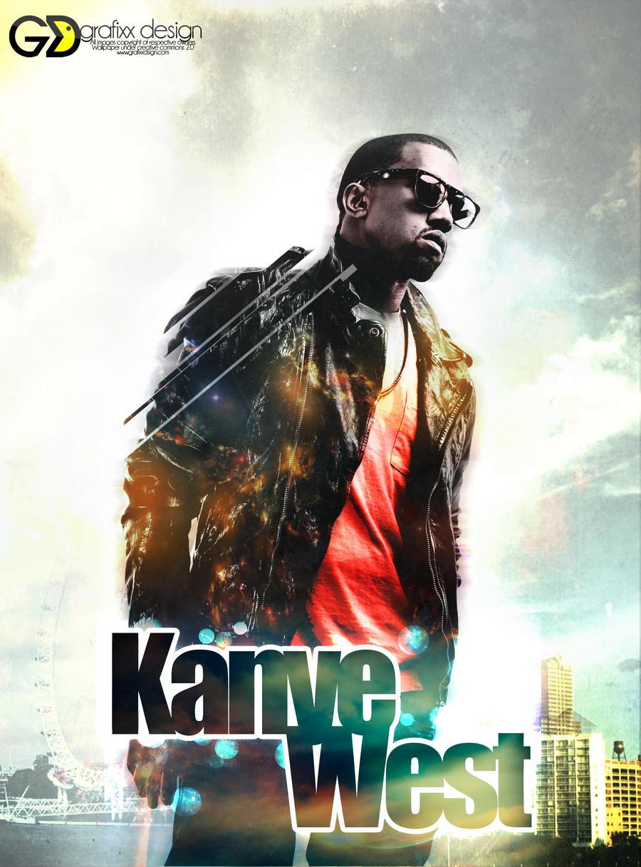Kanye by dekadentfuture