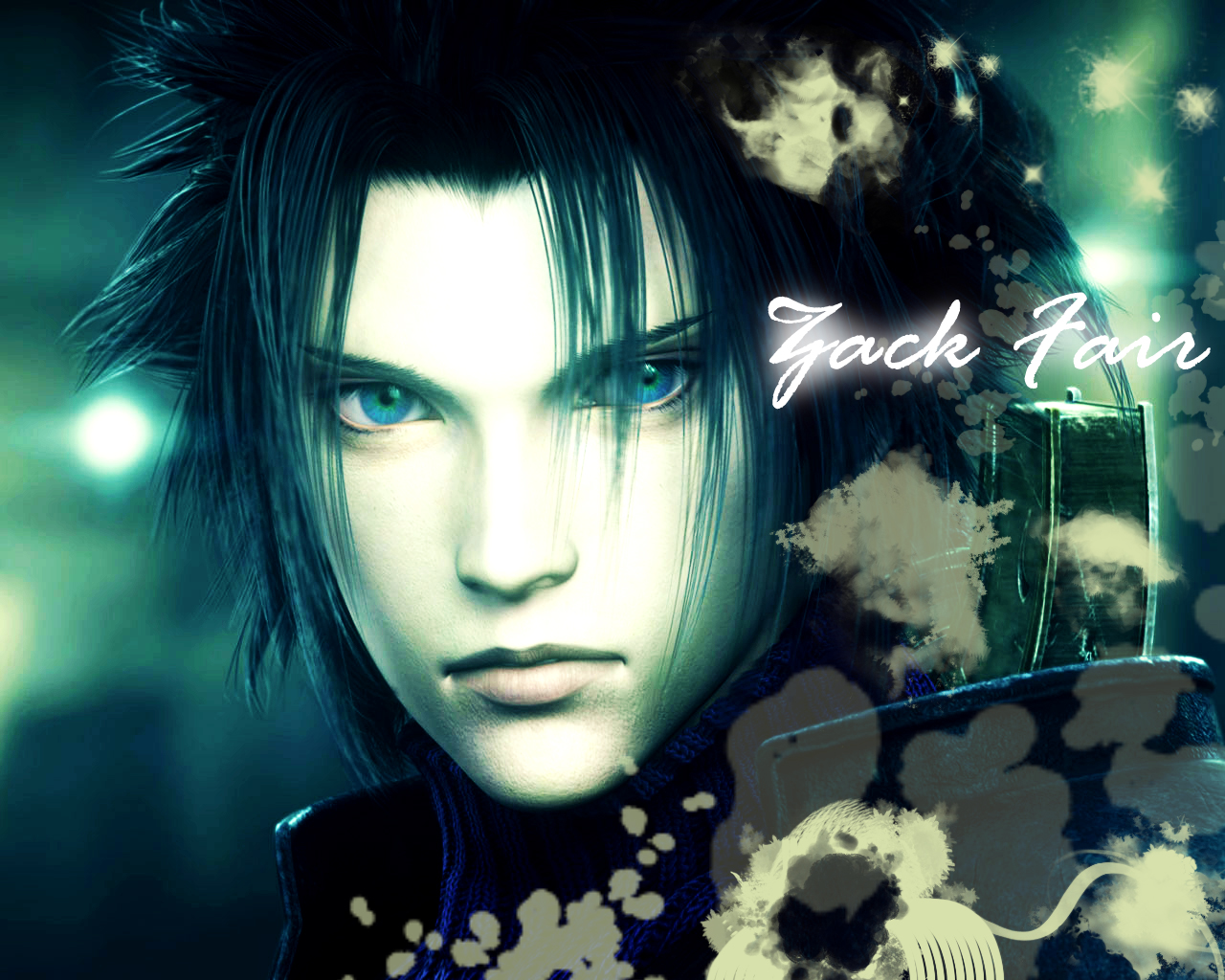 Zack Fair wallpaper  Desktop Nexus Wallpapers