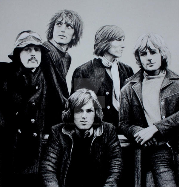 Pink Floyd by PassionDraw