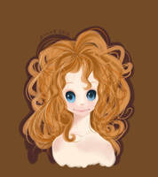 Merida by Silver-Lunne