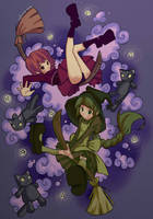 Witches by Silver-Lunne