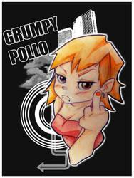 Grumpy Chicken!