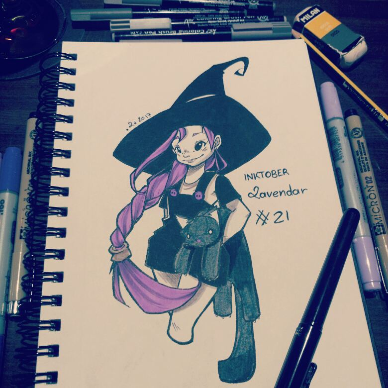 Witchy! by Silver-Lunne
