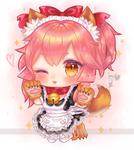 {FA} Tamamo Cat