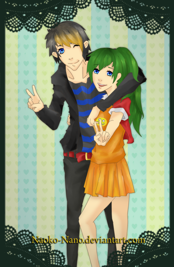 Request: Shane and Jess by Naoko-Nano