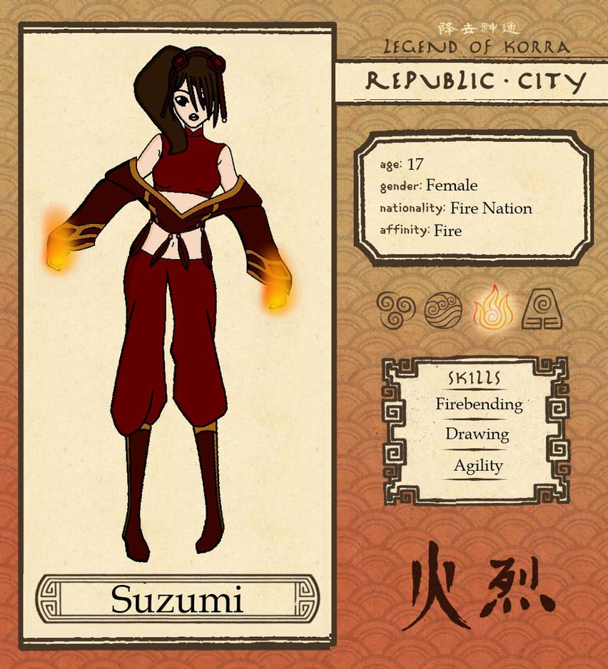 RC: Suzumi by Nyx36