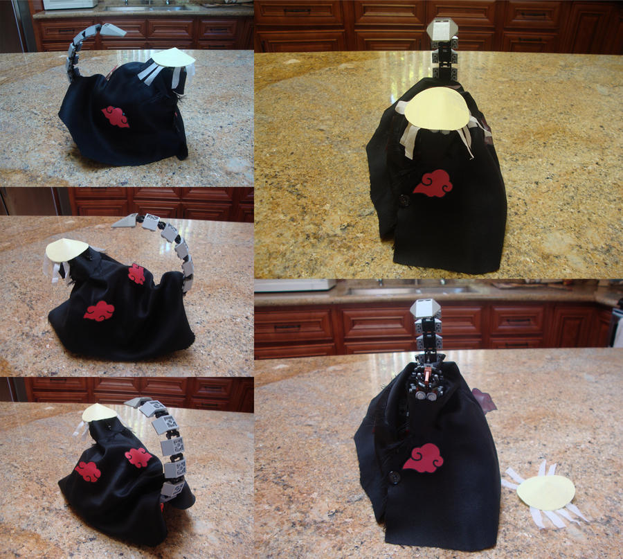 Sasori's Hiruko Puppet 1 By Redtriangle On DeviantArt