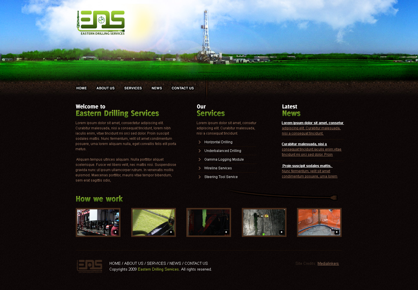 Eastern Drilling Services by Nas-wd