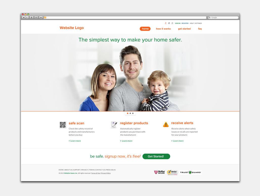 Website Design by Nas-wd