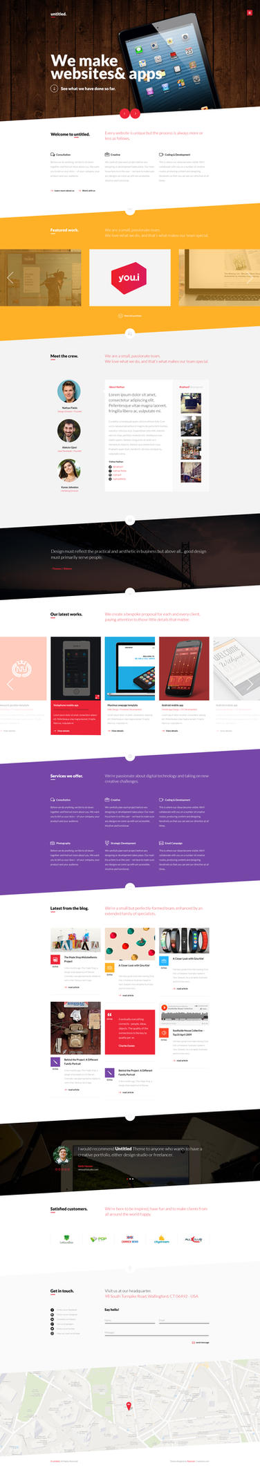 Untitled Web Design by Nas-wd