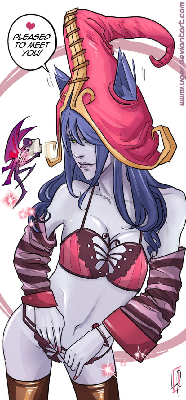 Sexy Lulu by uger on DeviantArt