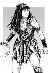 Xena by uger