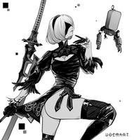2B or not 2B? by uger