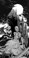 Castlevania by uger
