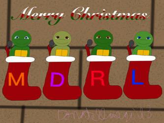 Christmas Card by Donatellosgirl36