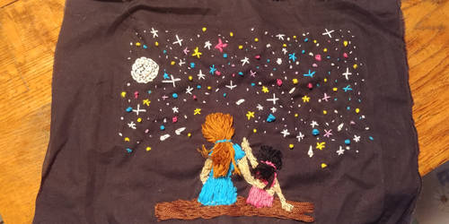 Star Gazing Girls