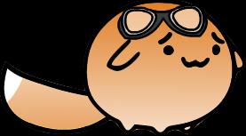 GrumpyTouhoutard Sukusuku Hakutaku by Daggett-Walfas