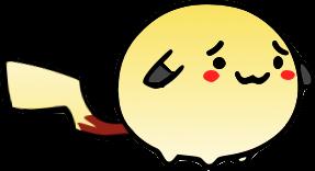 Pikachu Sukusuku Hakutaku by Daggett-Walfas