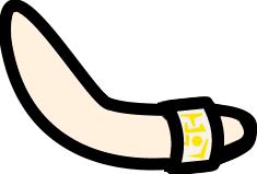 Miko arm (bent) by Daggett-Walfas