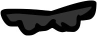 Edited black/Scatman John mustache by Daggett-Walfas