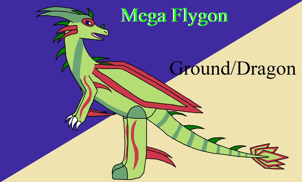 flygon evolution chart