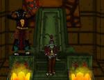 Emperor Dagran Thaurissan throne Room Finished