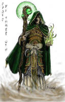 Druid by Nasuradin