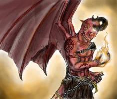 Demon by Nasuradin