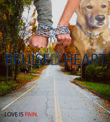Bruised Heart Poster