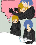 Zemyx -Demyx's Thoughts-