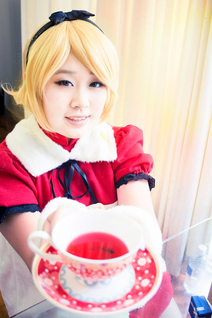 Vocaloid :: Merry Christmas by fudafu