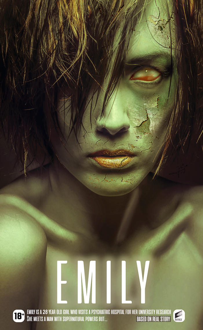 Emily by hamedShayegh