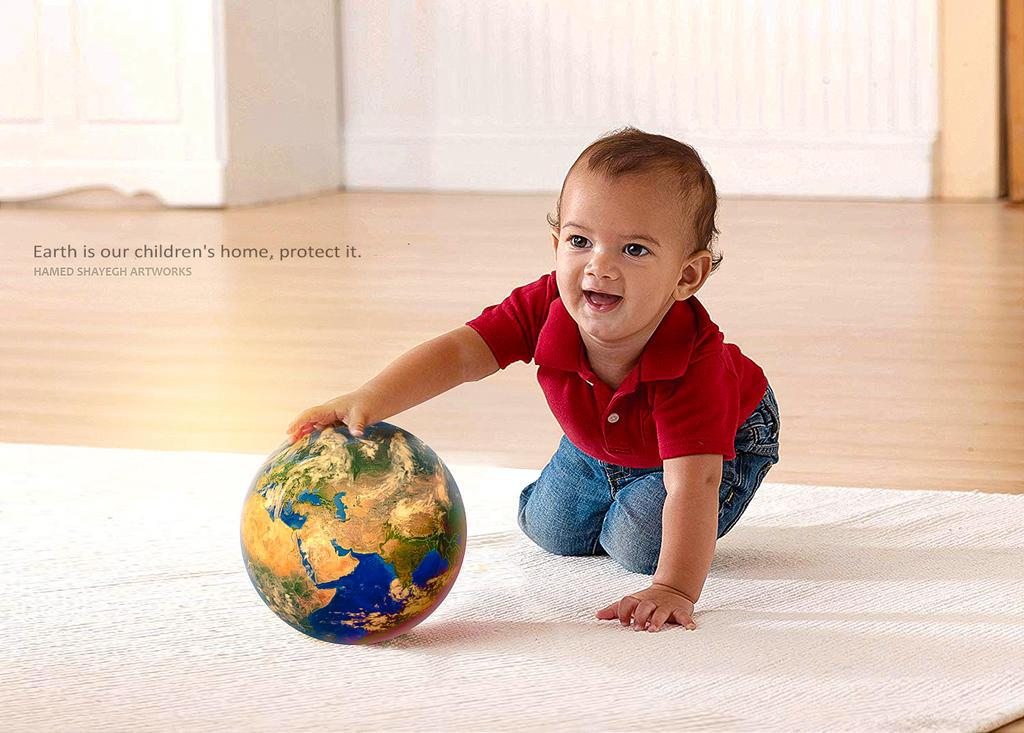 The Earth by hamedShayegh