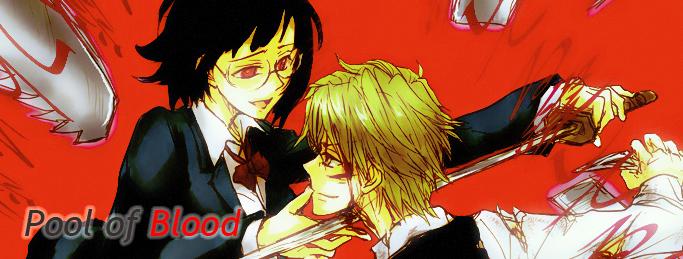Pool of Blood by mikuruassasin