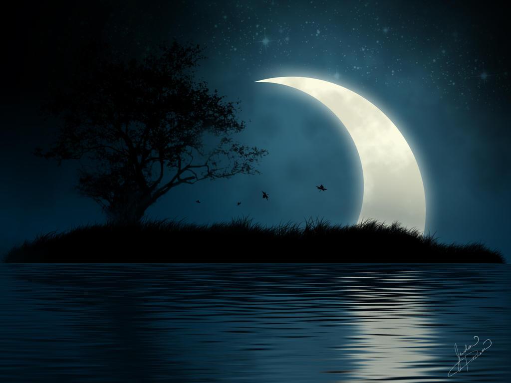 Shining Moon, Mystic Island