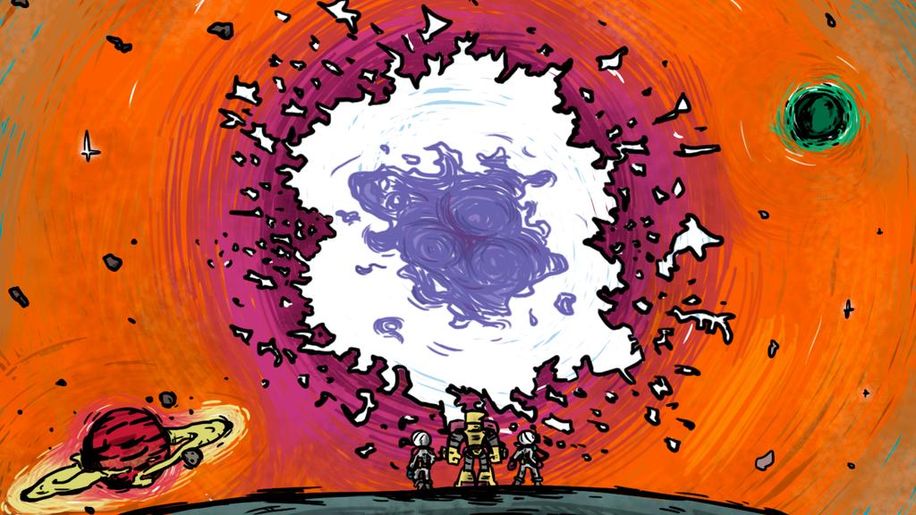 Magnetar by stephen-steel