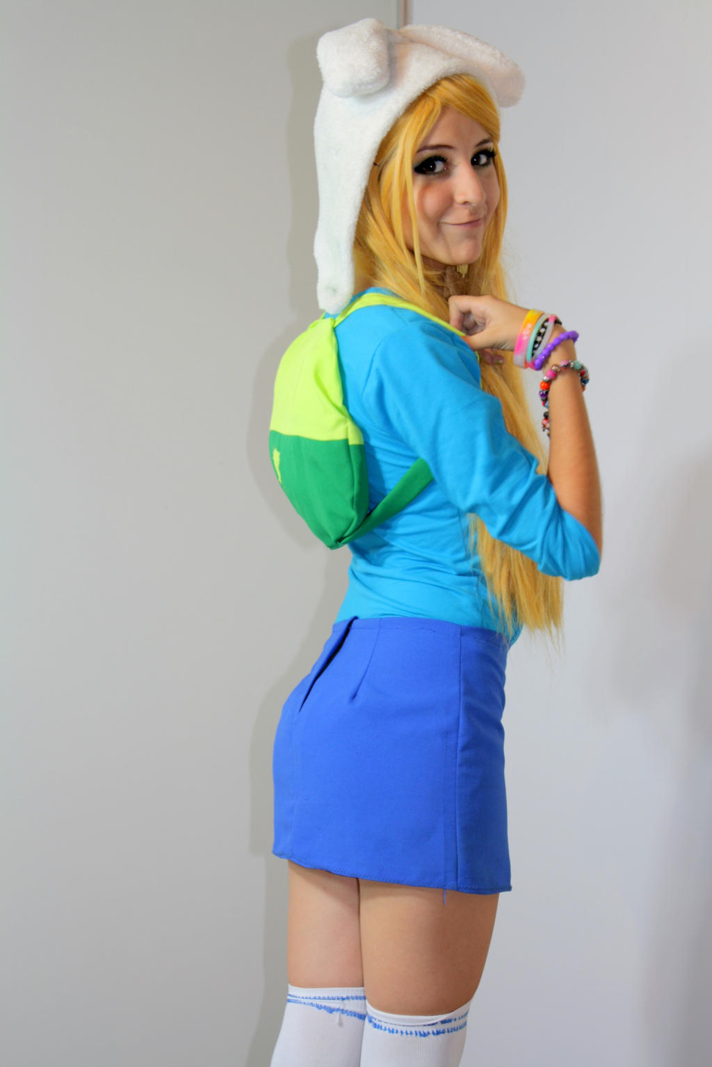Adventure Time - Fionna by kraisec