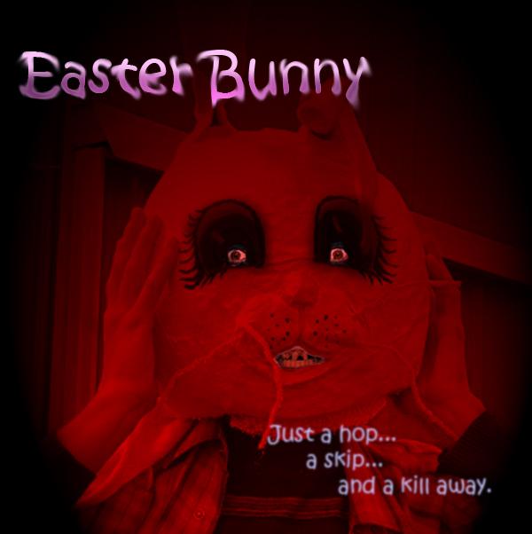 Easter Bunny by GrumpyCosplay