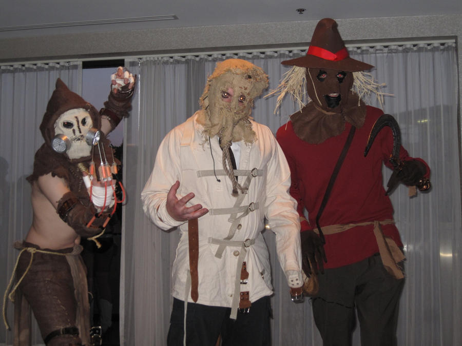 Three Scarecrows Cosplay by GrumpyCosplay